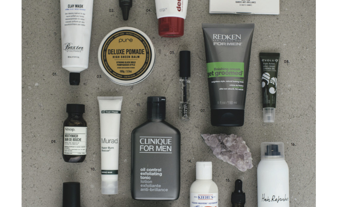 Categories: Beauty-Together Grooming: First Aid Kit