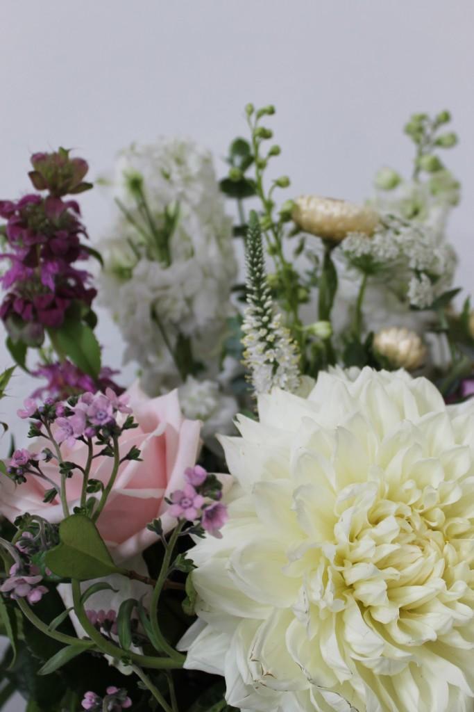 close up kate's bouqeut 2 Floral Stylist Auckland