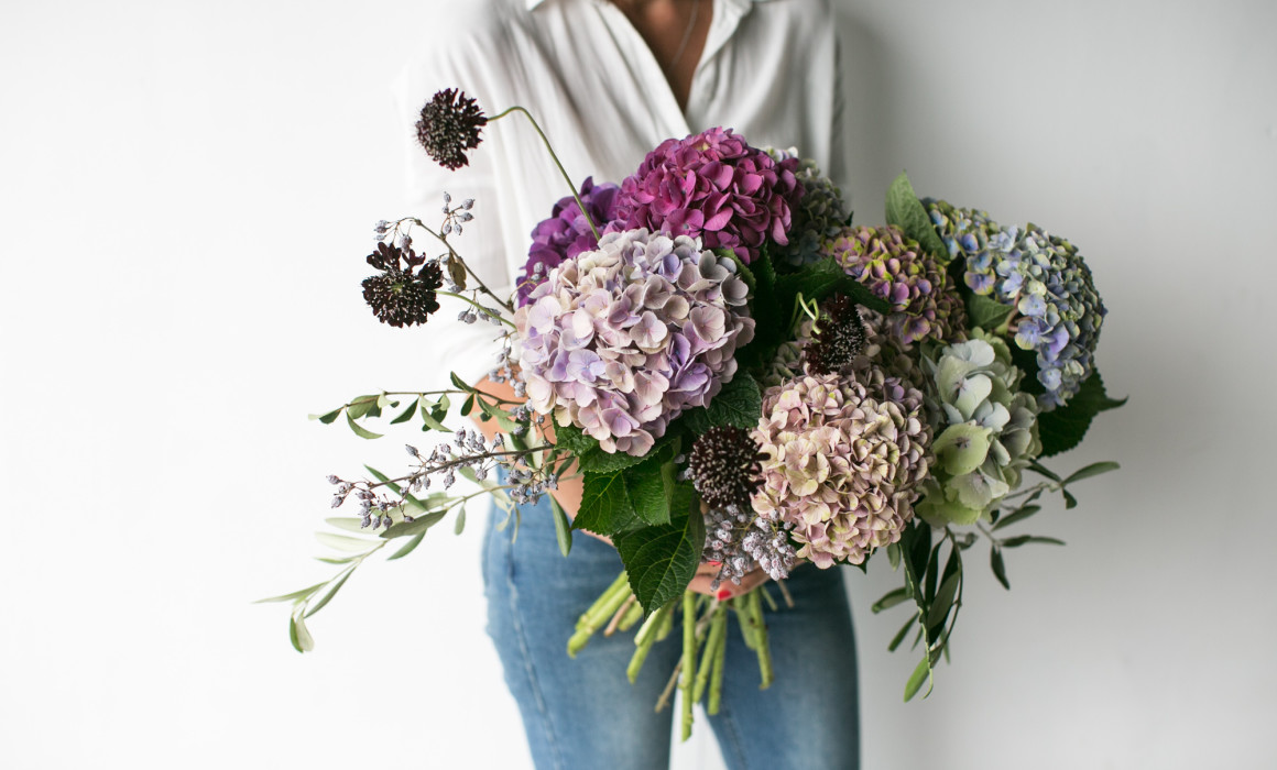 Categories: Flora + Styling, Inspiration-Blooms of the Week - On My Hand