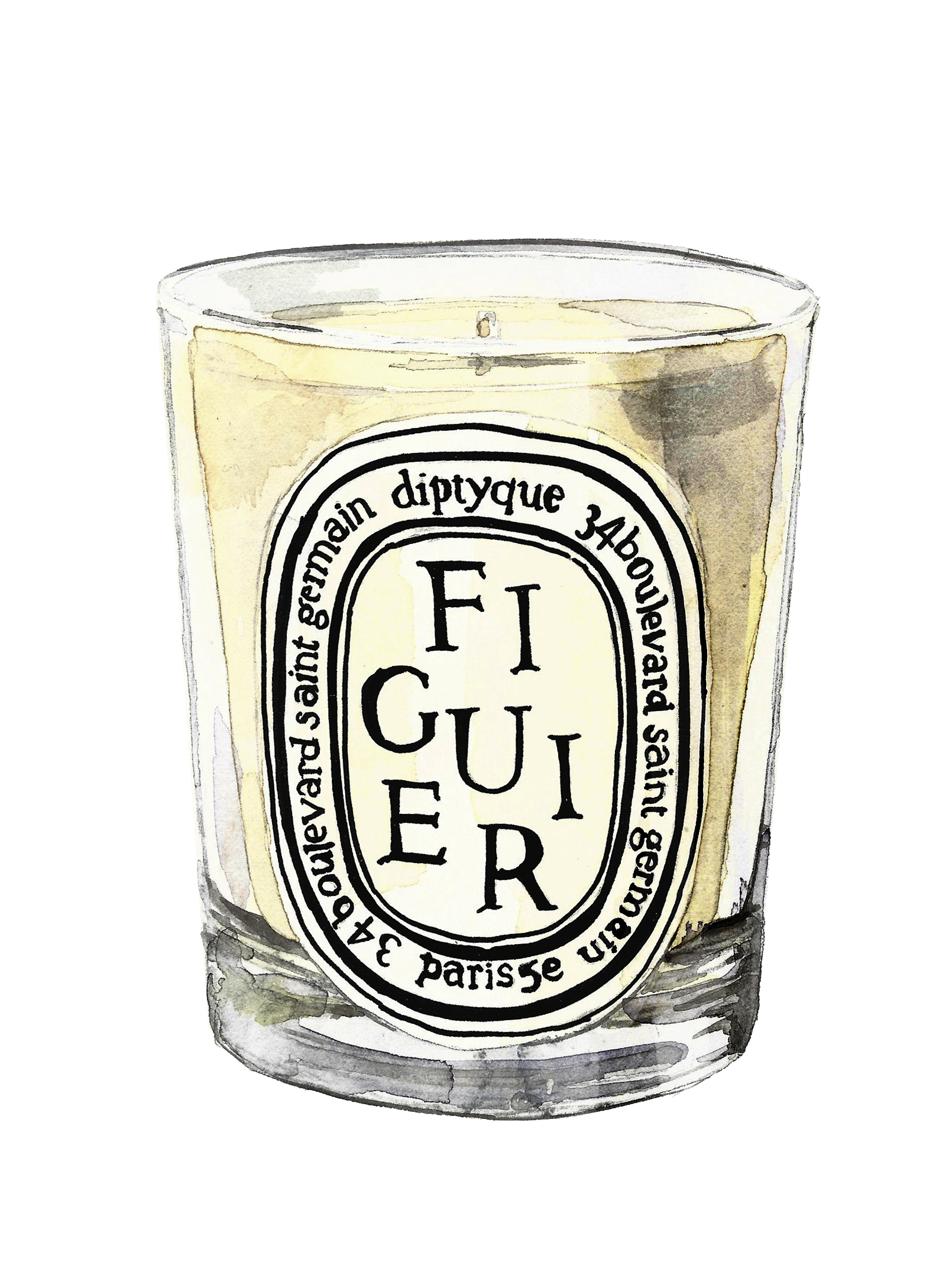 Candle Diptique