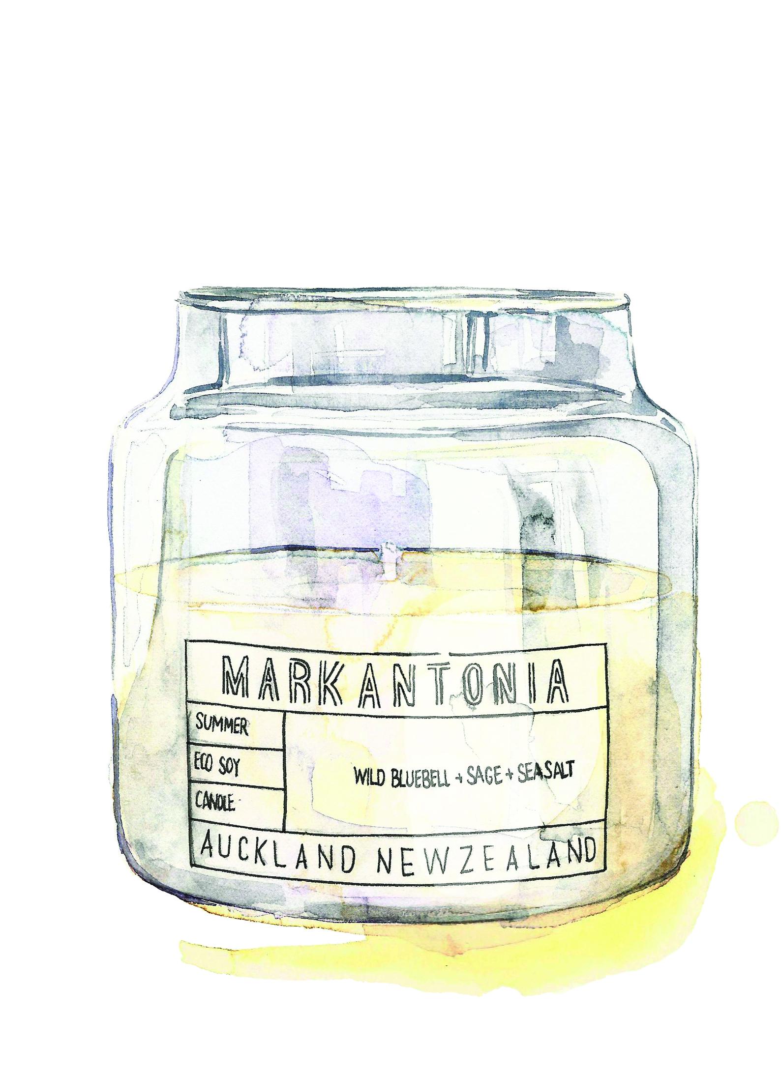 Candle Markantonia