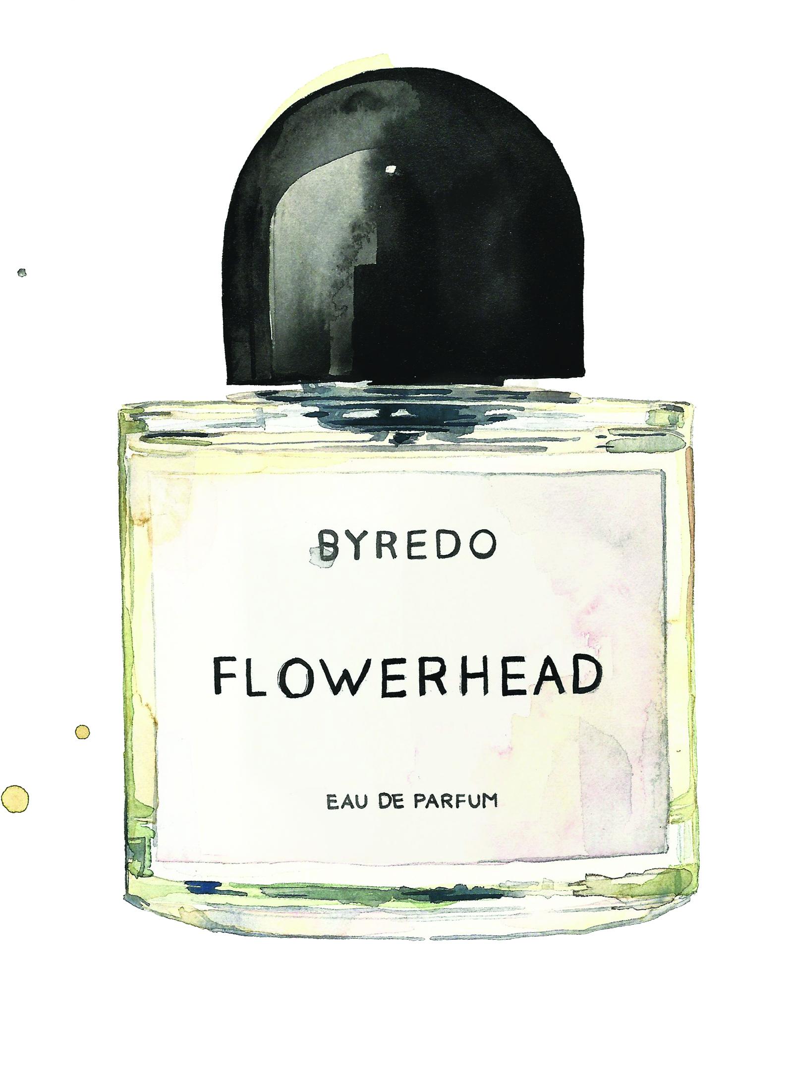 Perfume Byredo Flowerhead