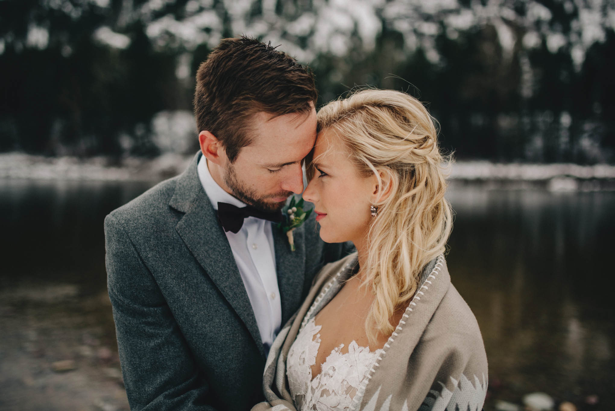 Categories: Weddings-Real Wedding: Jessica & Quinn - Photography by Gabe McClintock