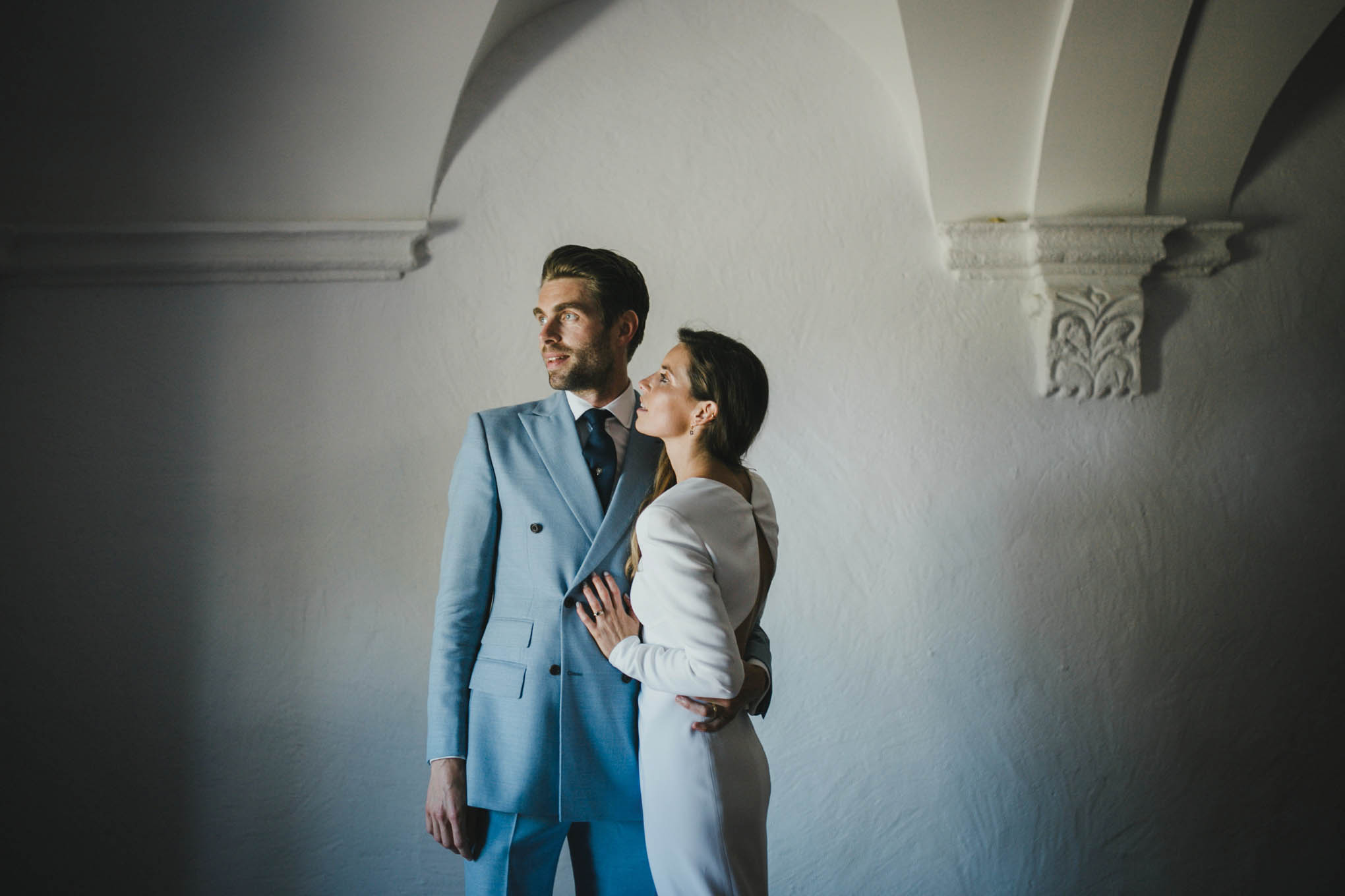 Categories: Weddings-Real Wedding: Rebecca & Will - Photography by Serafin Castillo