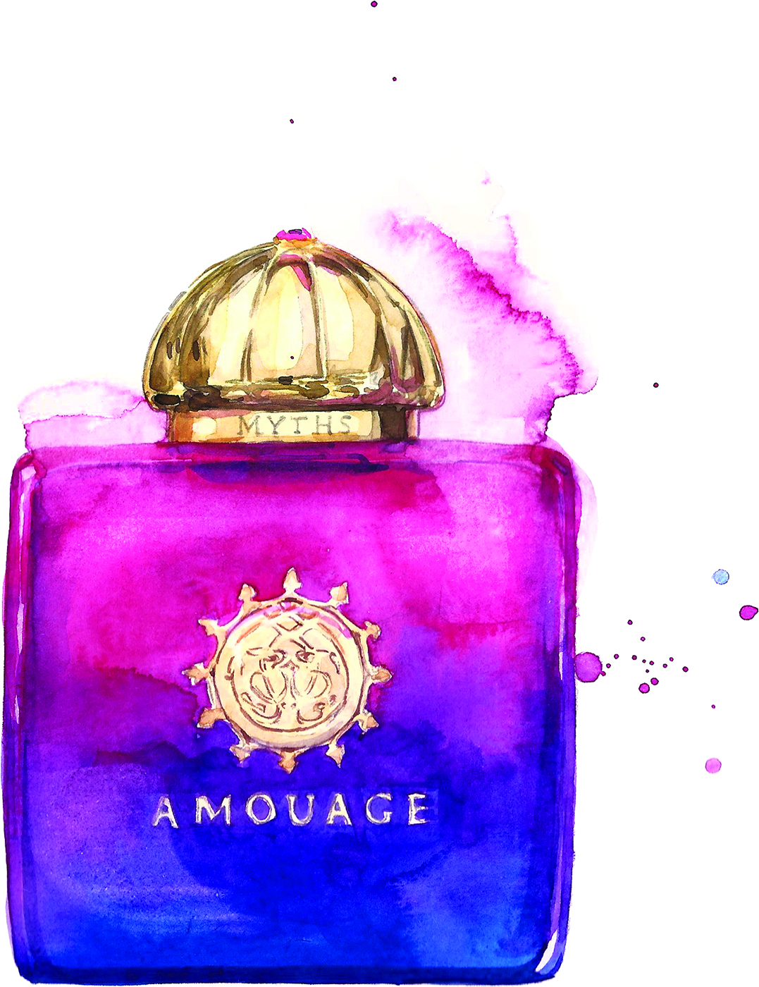 Categories: Beauty-Fragrance of the week - Amouage Myths Woman at WORLD Beauty
