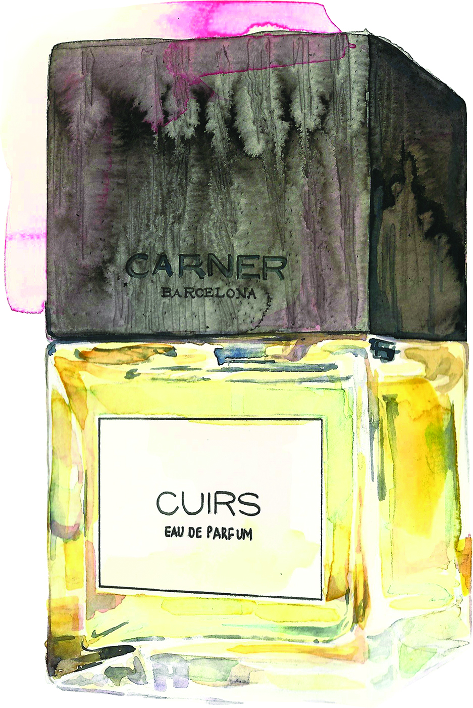 Categories: Beauty-Fragrance of the week - Carner Barcelona Cuirs at WORLD Beauty