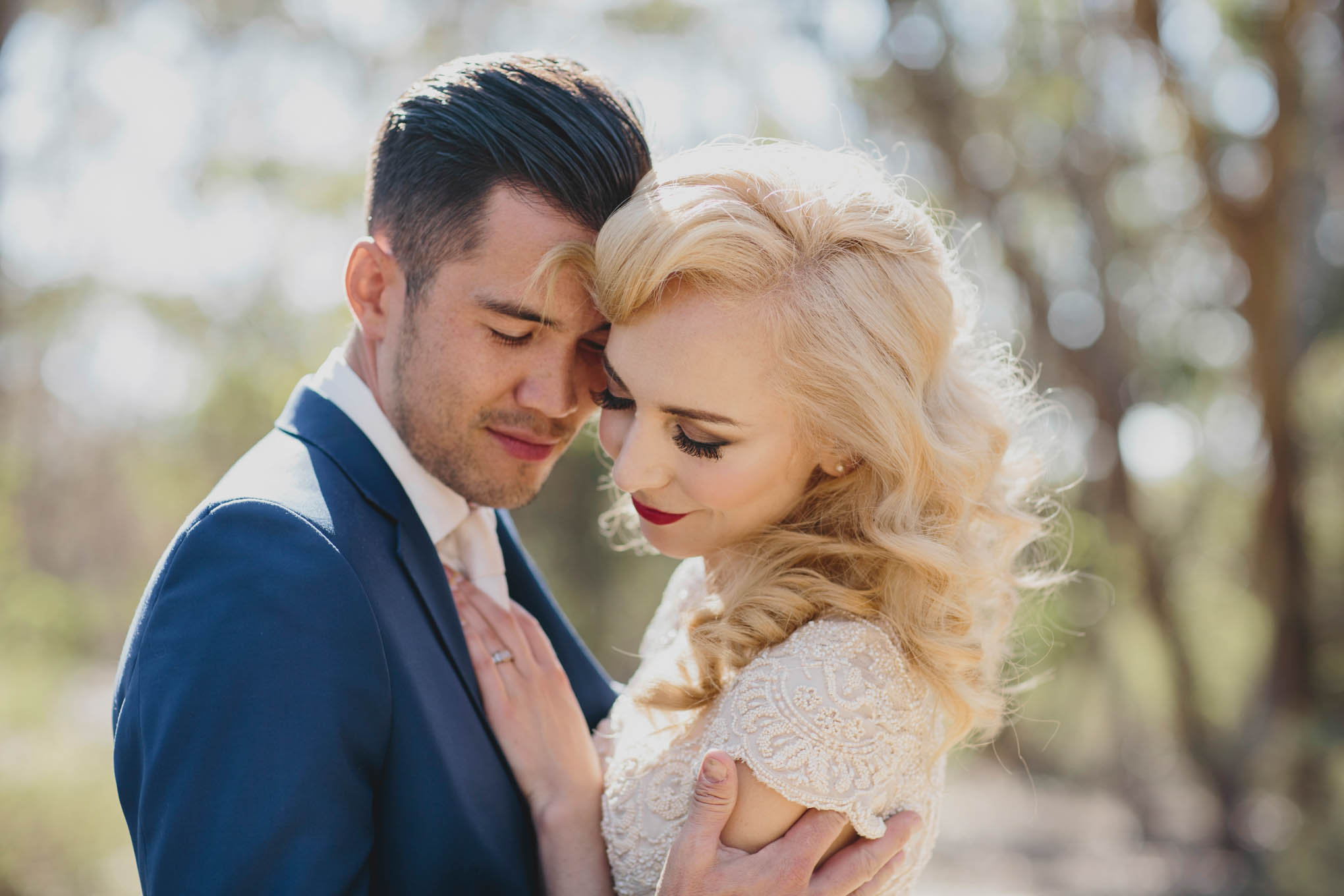Categories: Weddings-Real Wedding: Kelly + Christian - Photography by Jessica Sim