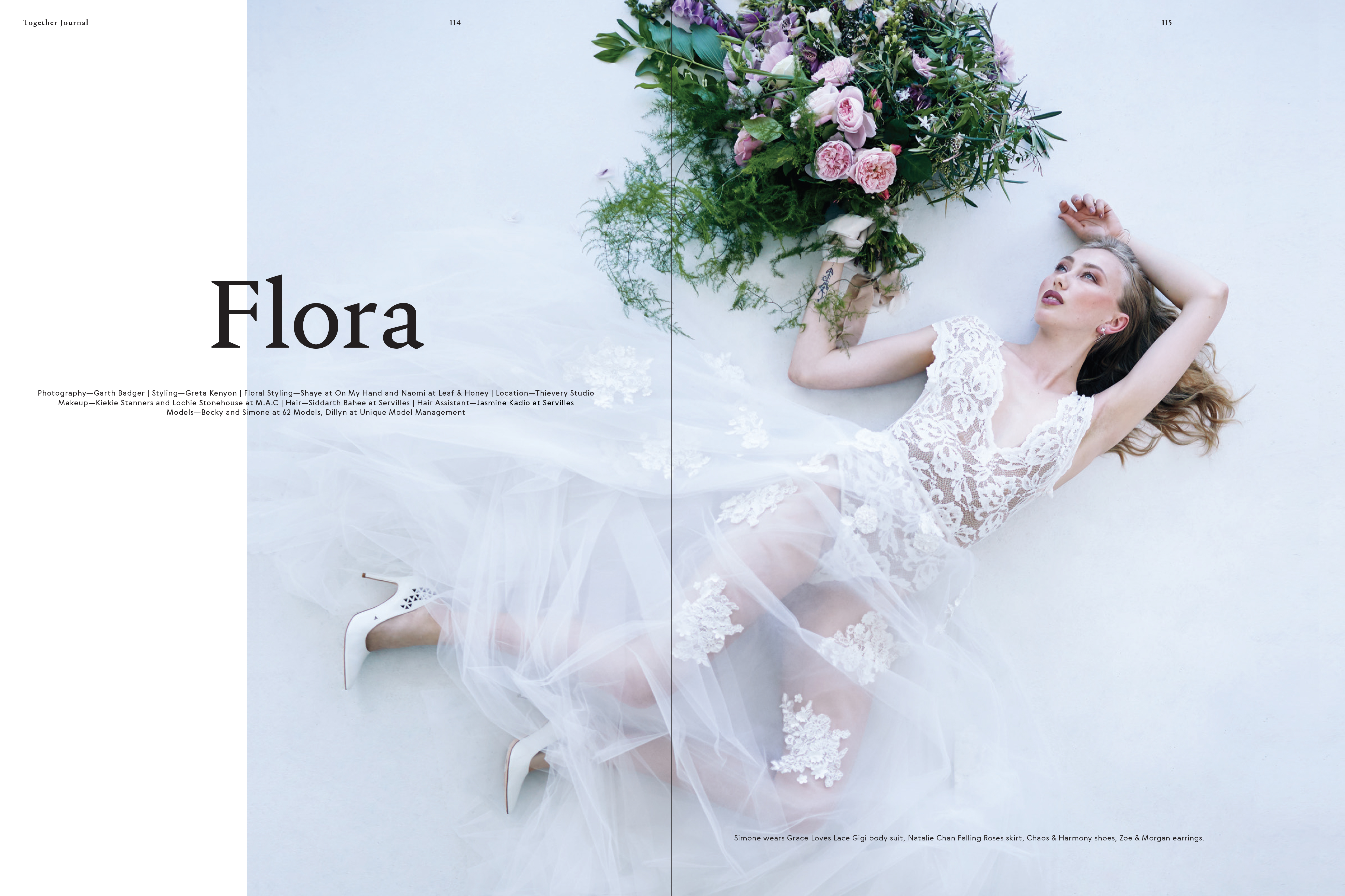 Categories: Fashion-Flora Fashion Issue 6