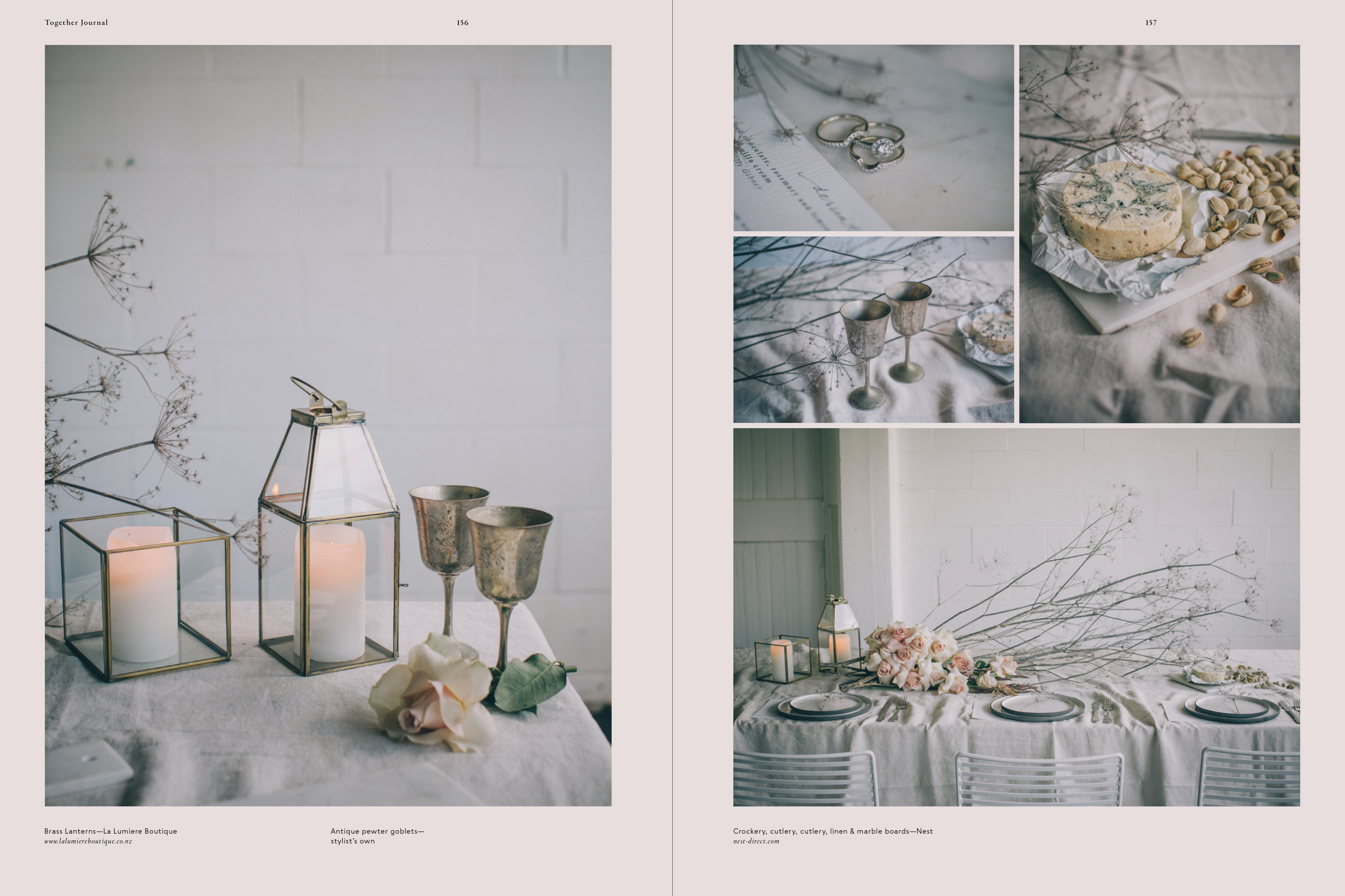 Categories: Inspiration-Luxe & Luminous