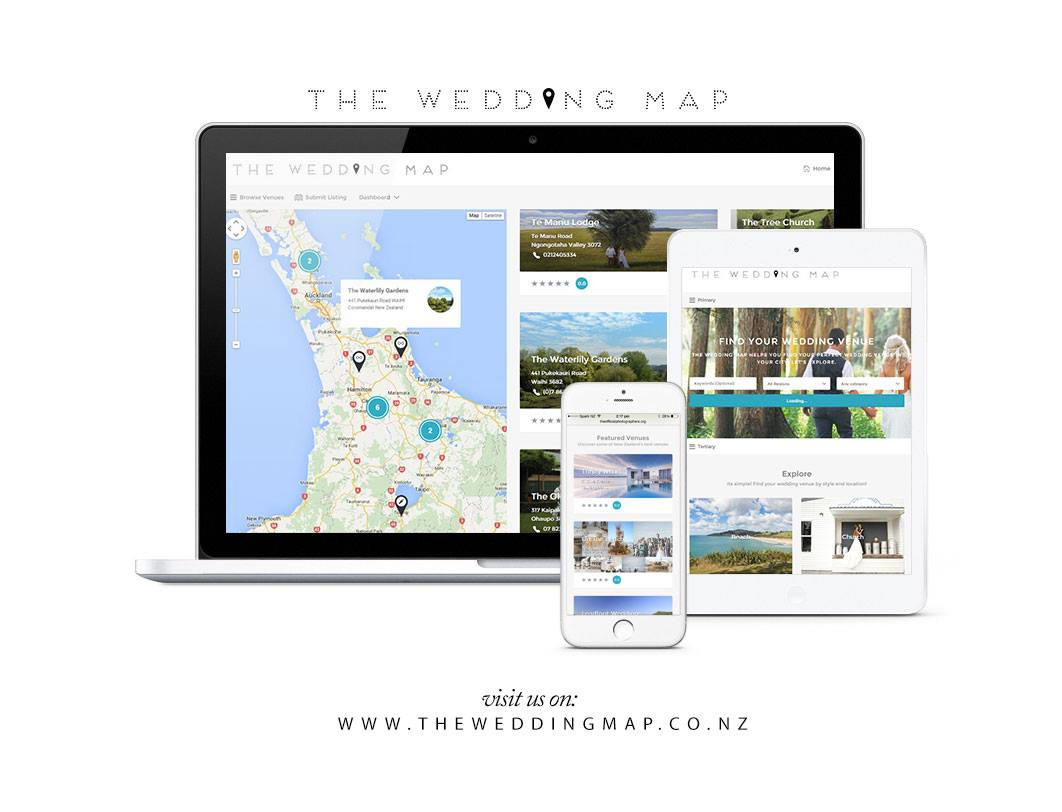 Categories: Weddings-Together Loves - The Wedding Map