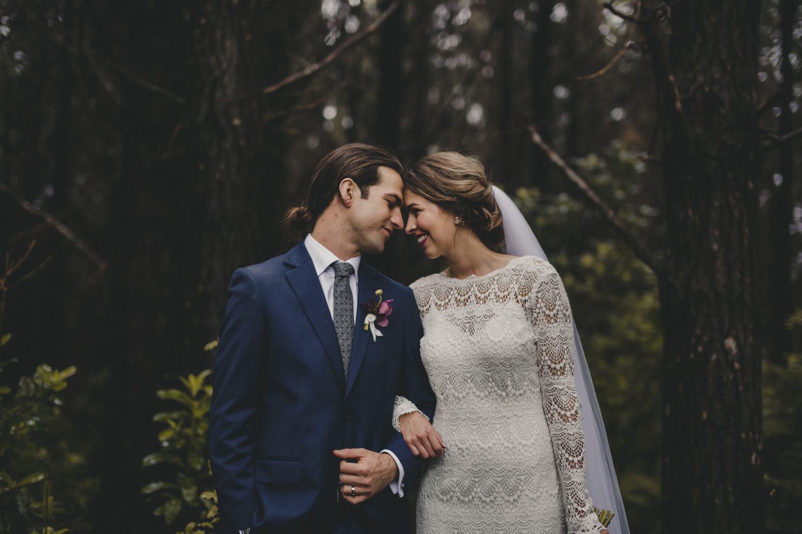 Categories: Weddings-Real Wedding: Stephanie + Douglas - Photography by Heather Liddell