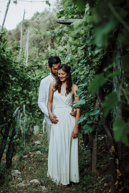 Categories: Weddings-Real Wedding: Angie & Jonathan - Photography by Yann Audic