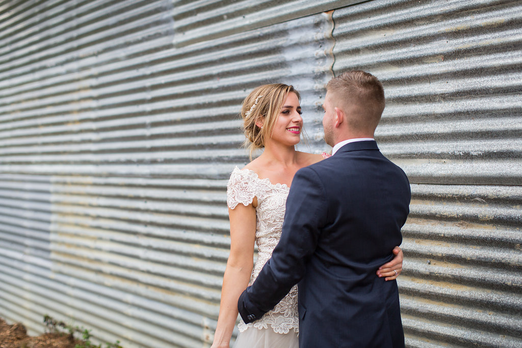 Categories: Weddings-Real Wedding: Kaitlin & Jamie Robertson - Photographed by Poppy Moss