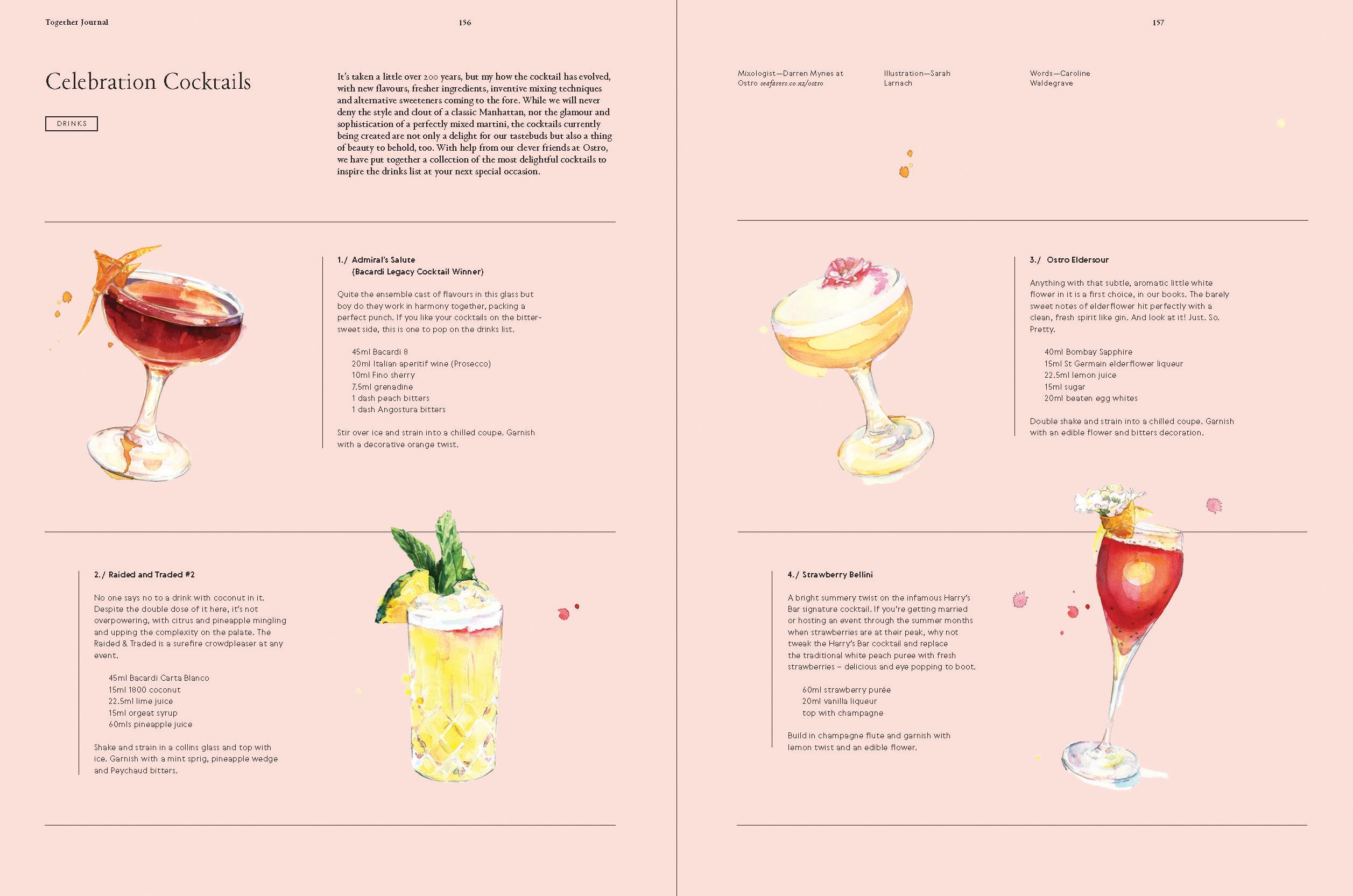 Categories: Food + Drink-Celebration Cocktails