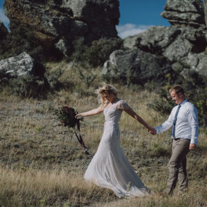 Real Wedding: Jamie & Jared - Photography by Holly Wallace