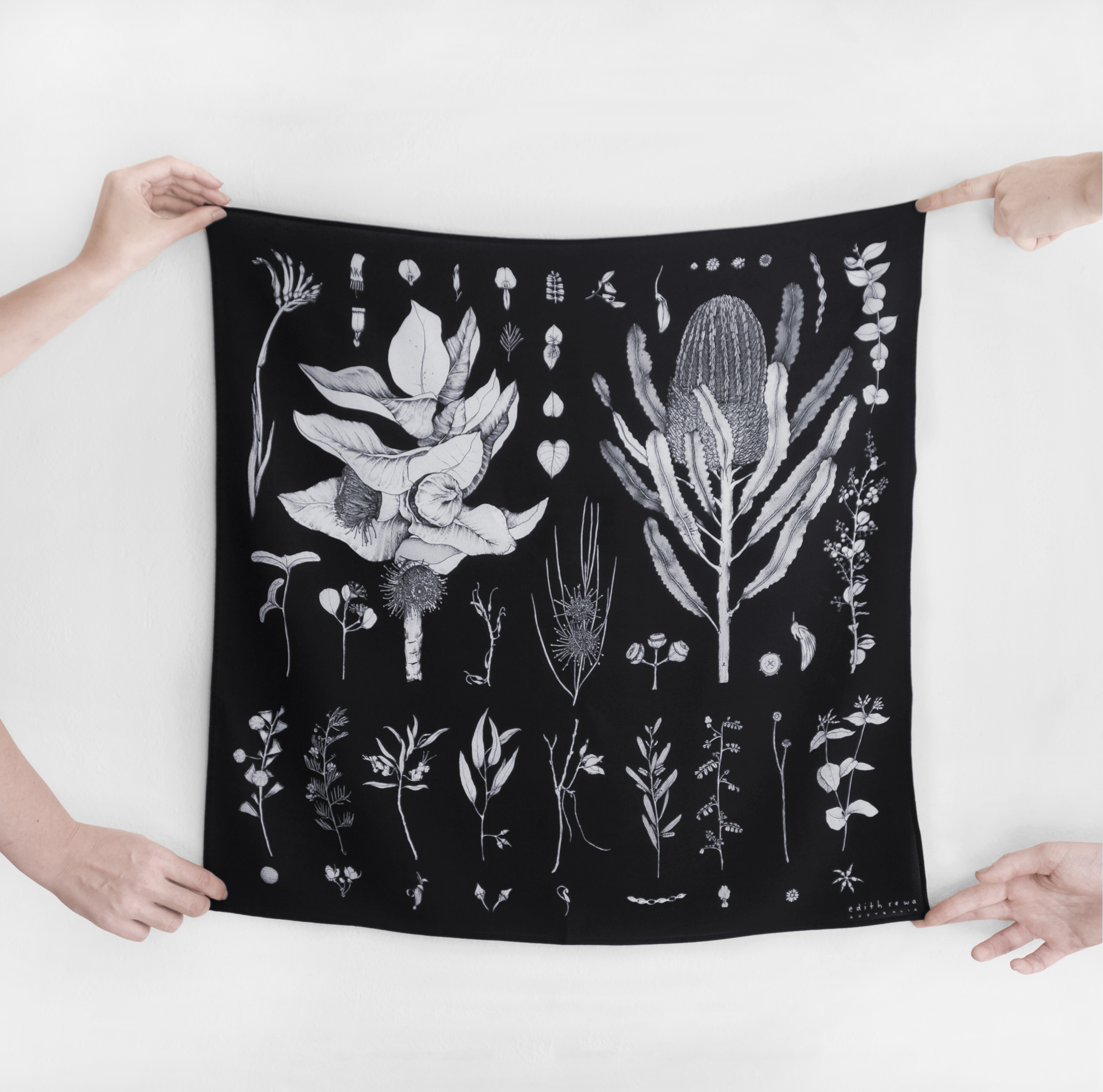 Categories: Fashion-Edith Rewa - Textile designer, Illustrator -  Issue 8