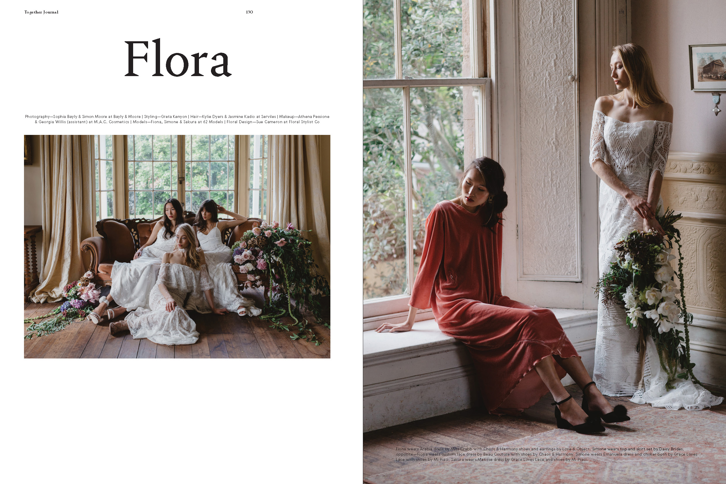 Categories: Fashion-Flora Fashion Issue 8