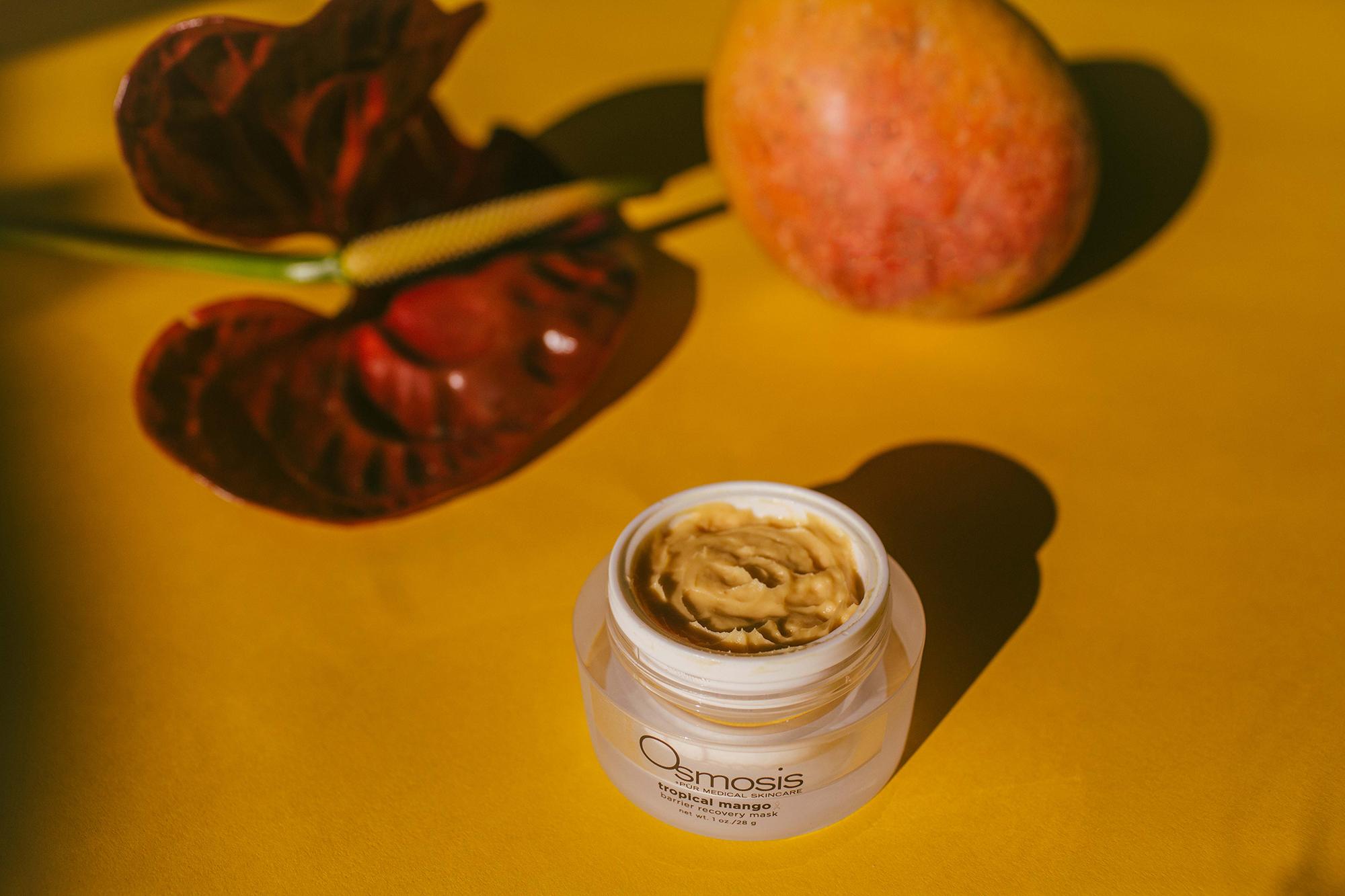 Categories: Beauty-Beauty & Wellness - Tropical Mango Mask by Osmosis Skin Care