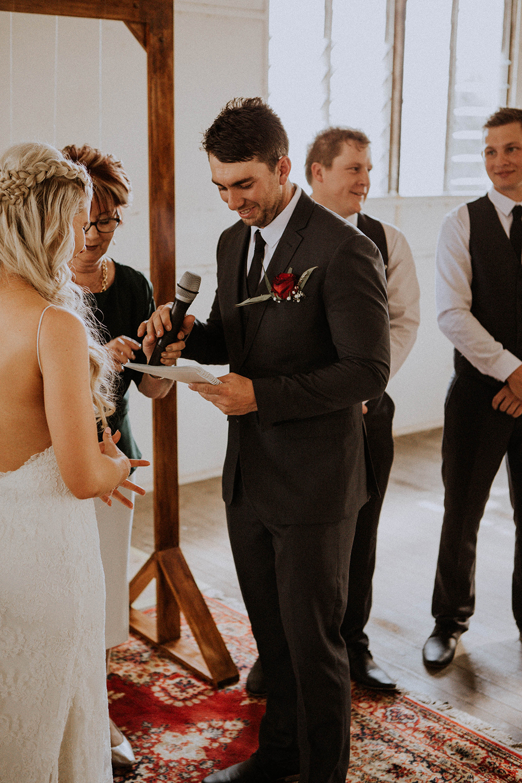 Categories: Weddings-Real Wedding: Melanie & Rhys - Photography by Kings & Thieves