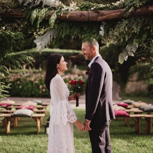Real Wedding: Jhoanna & Josh - Photography by Miguel Soria