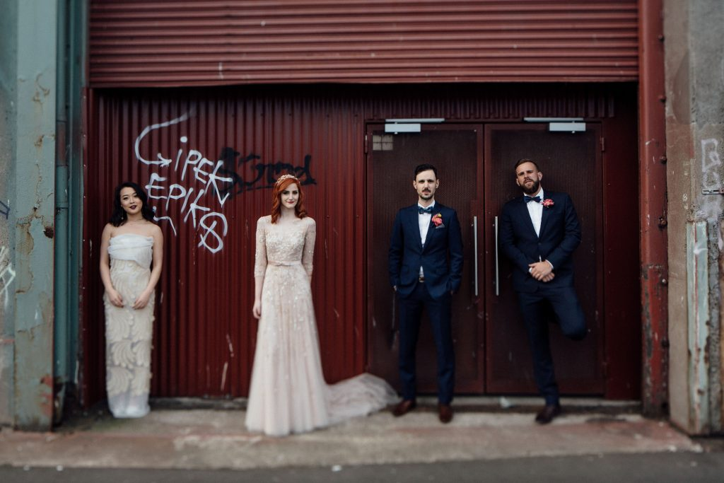 Categories: Weddings-Real Wedding: Cindy & Eddie - Photography by Free the Bird