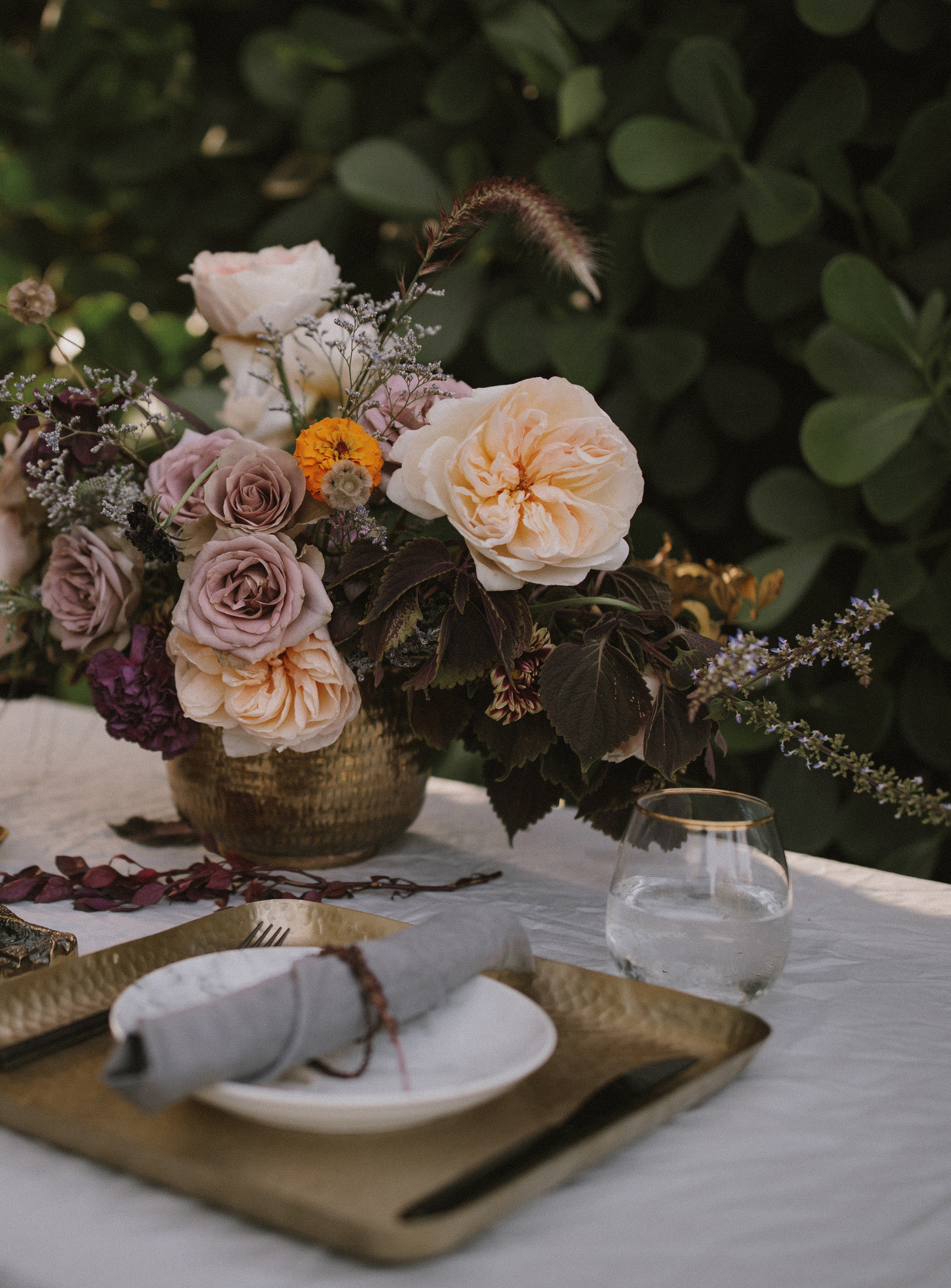 Categories: Flora + Styling, Weddings-The New Floridian