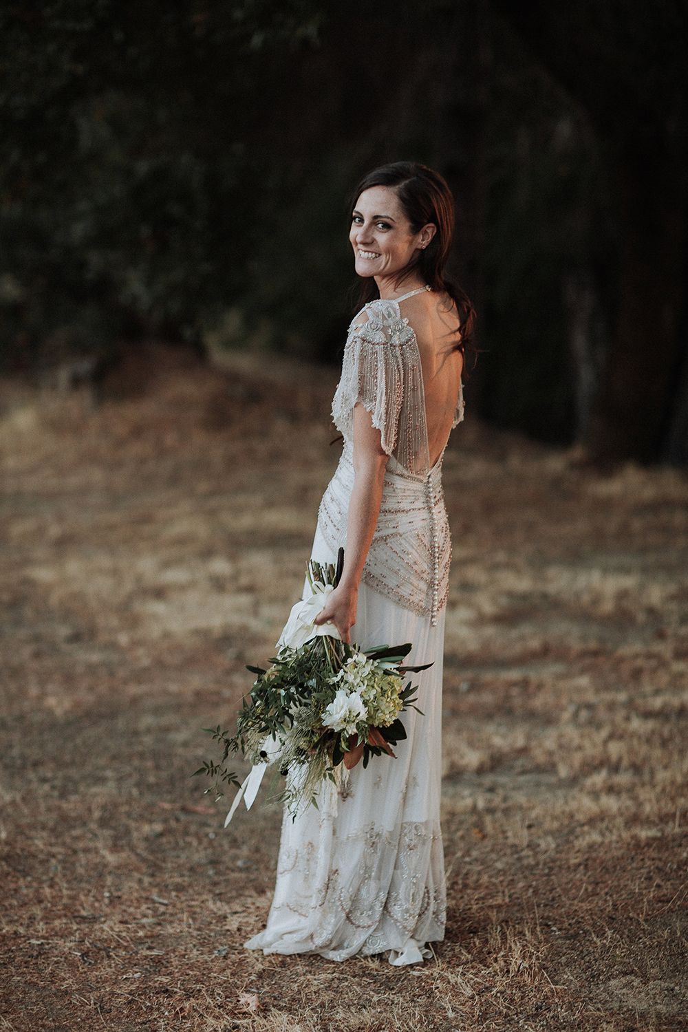 Categories: Weddings-Real Wedding: Lauren & Andy - Photography by Gretchen Gause