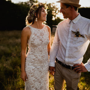 Real Wedding: Tish & Ben - Photography by Nardia Buist