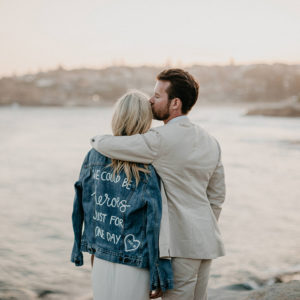 Real Wedding: Juliana & Luke - Photography by Mitch Pohl Photography