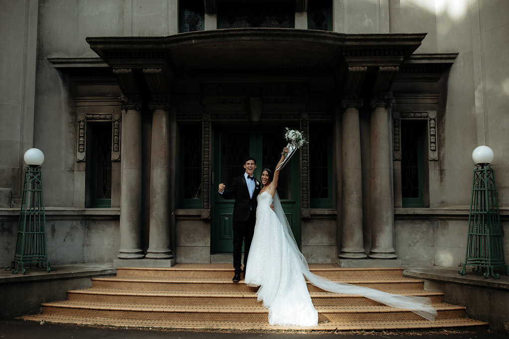 Categories: Weddings-Real Wedding: Sarah & Brad - Photography by Chasewild