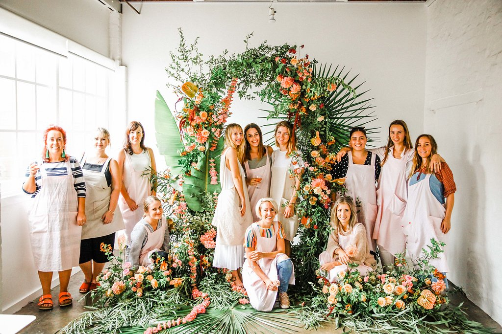 Categories: Flora + Styling-Illume Workshop by Oh Flora