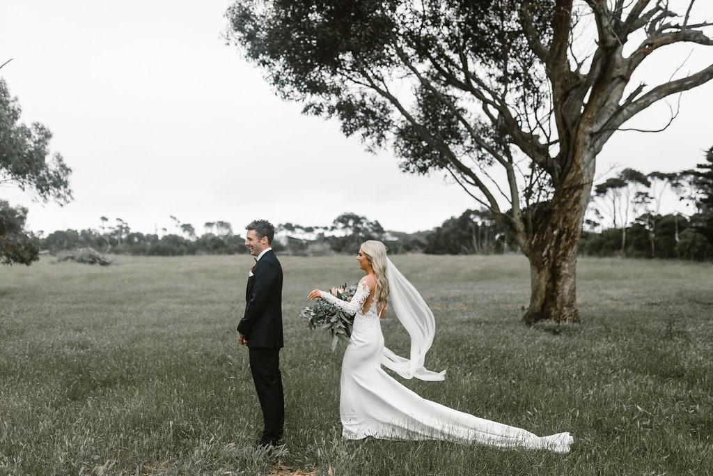 Real Wedding Sarah Joel Photography By Jackson Grant