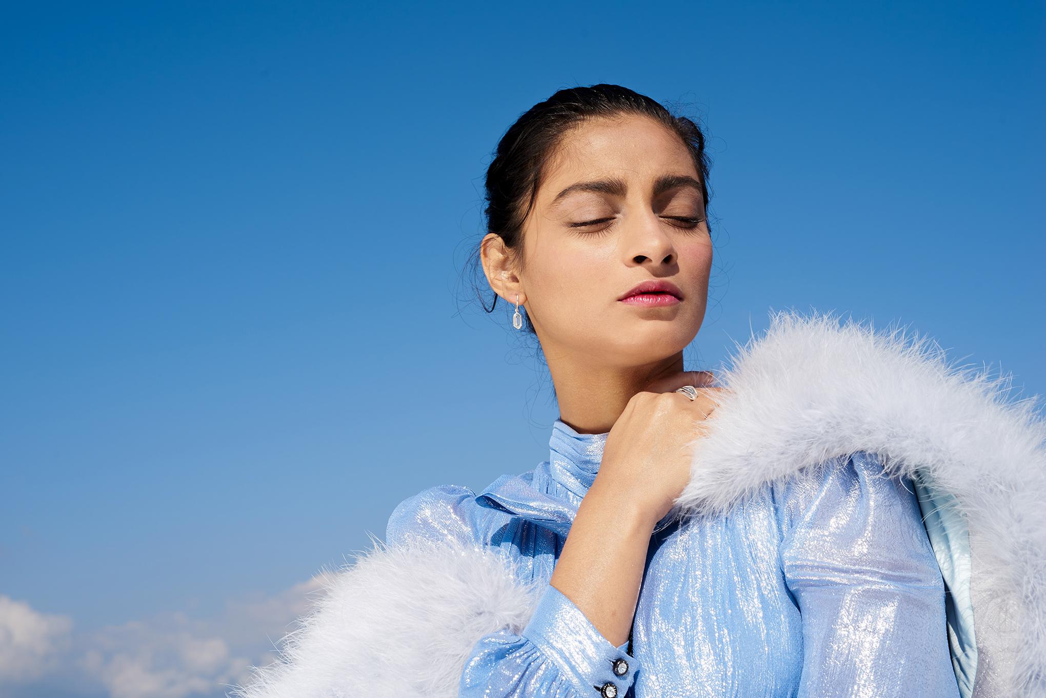 Categories: Fashion, Weddings-Zoe & Morgan - You are the Sky 2018