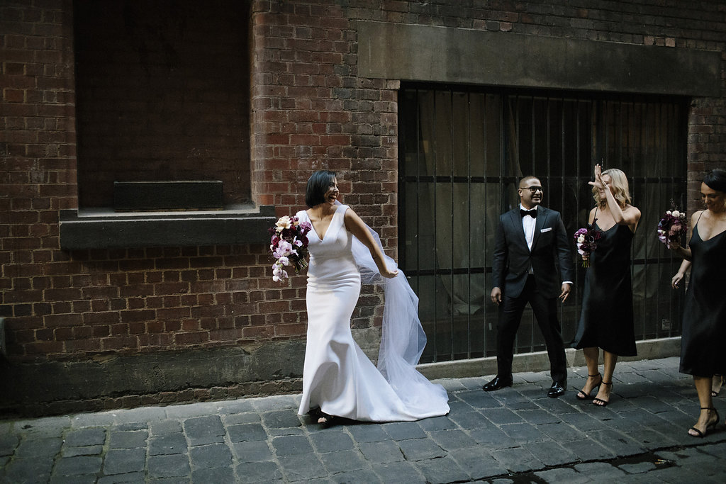 Categories: Weddings-Real Wedding: Leah & Phil - Photography by It's Beautiful Here