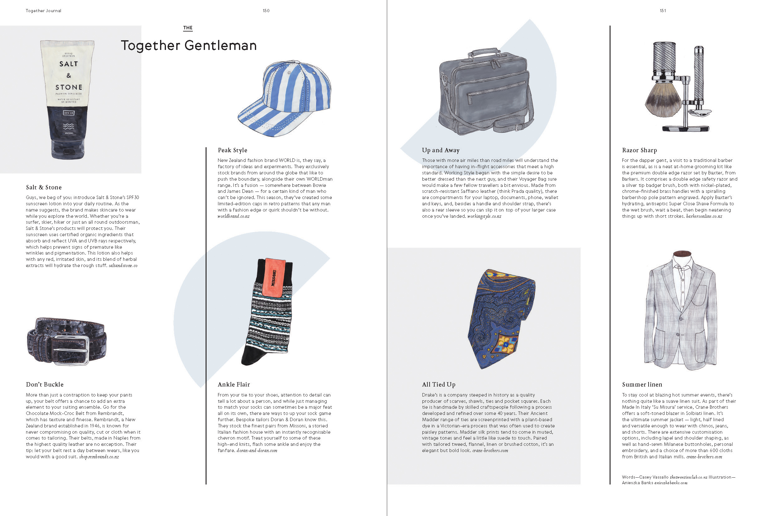 Categories: Inspiration-Together Gentleman Issue 10
