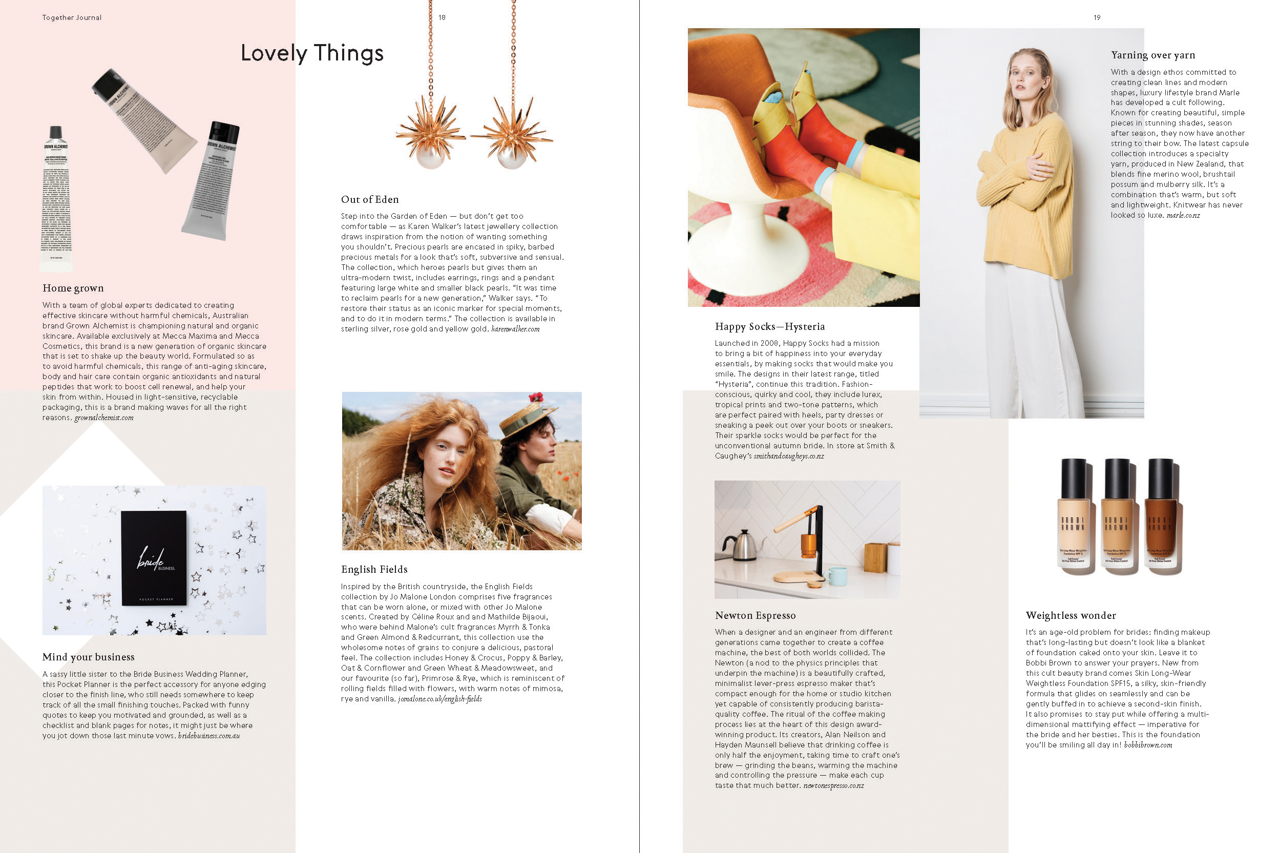 Categories: Inspiration-Lovely Things Issue 11