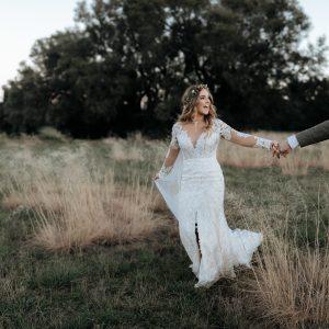 Real Wedding: Eleanor & Aaron - Photography by Alexandra Cohen