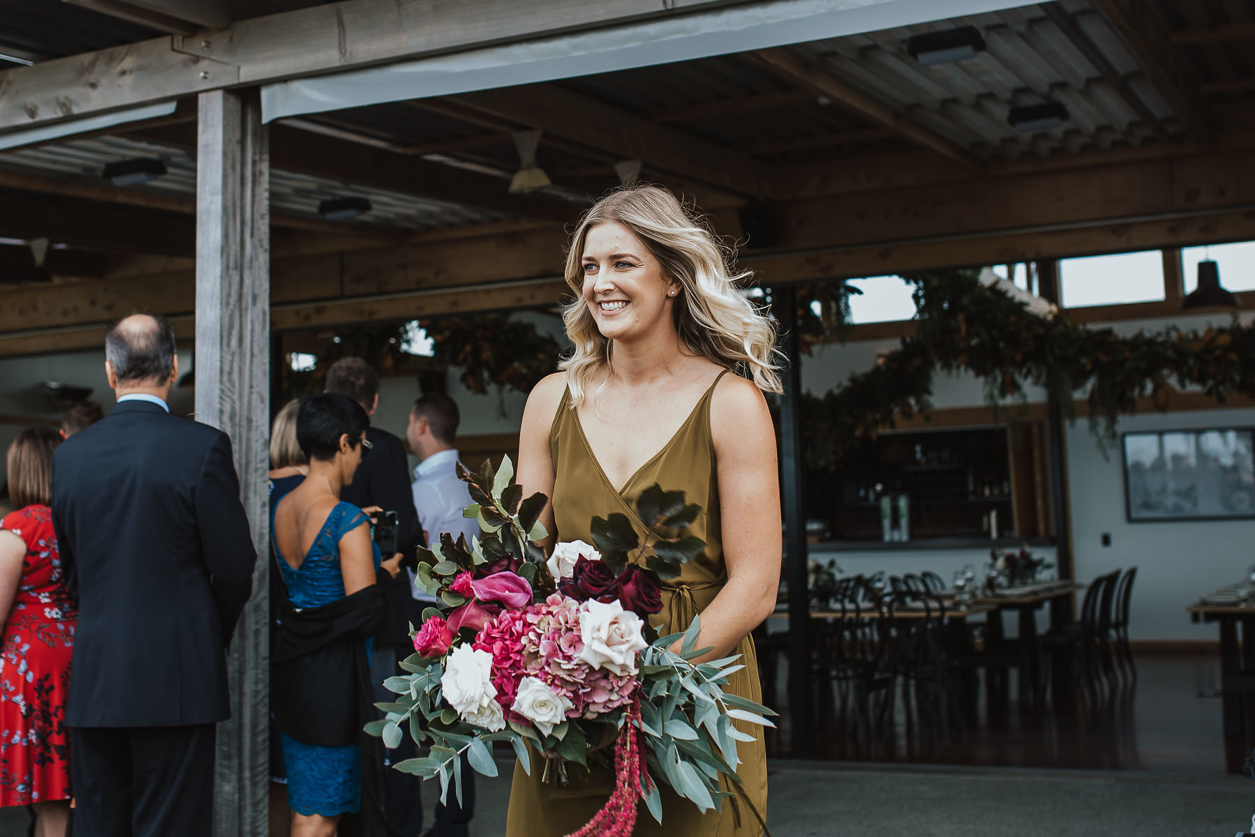 Categories: Weddings-Real Wedding: Lucy & Grant - Photography by Coralee Stone