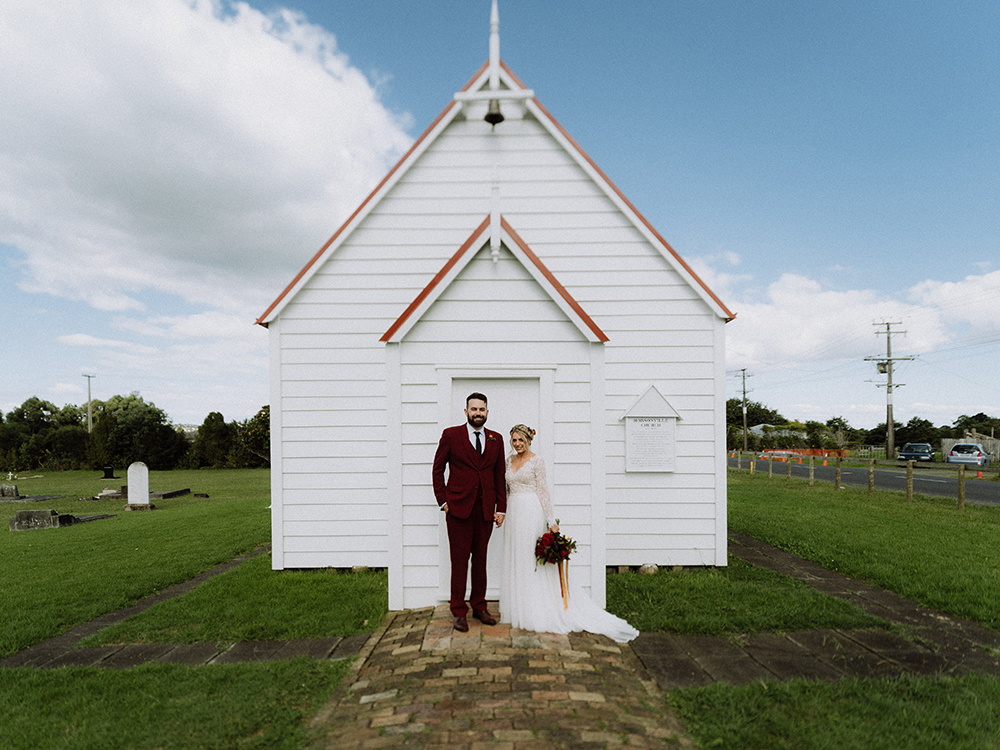 Categories: Weddings-Real Wedding: Trinity & Matt - Photography by Forged in the North