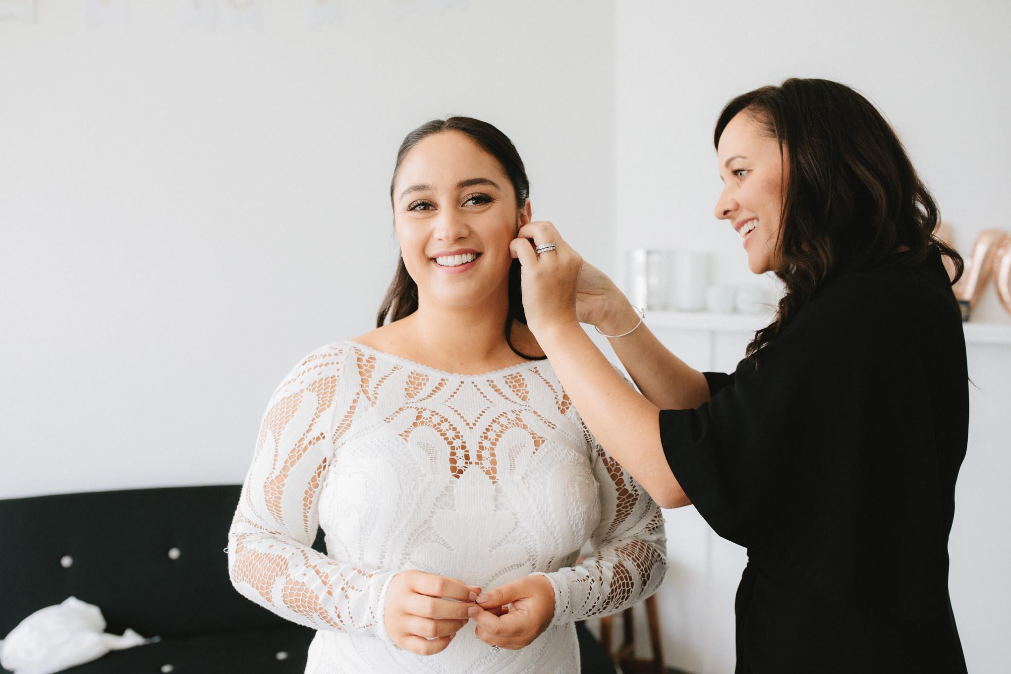 Categories: Weddings-Real Wedding: Dannielle & Ihaia - Photography by Tim Kelly & Nadine Ellen