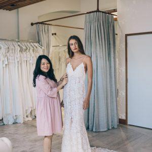 Katie Yeung - Bridal Designer