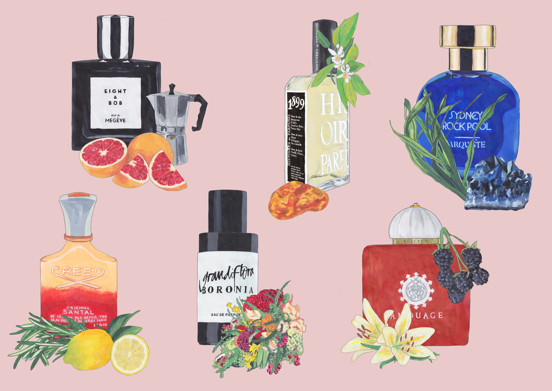 Categories: Inspiration-Fragrances Issue 11