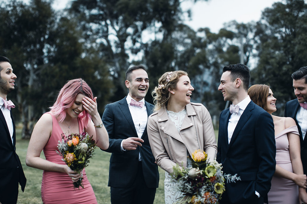 Categories: Weddings-Real Wedding: Jess & Pete - Photography by Fiona & Bobby
