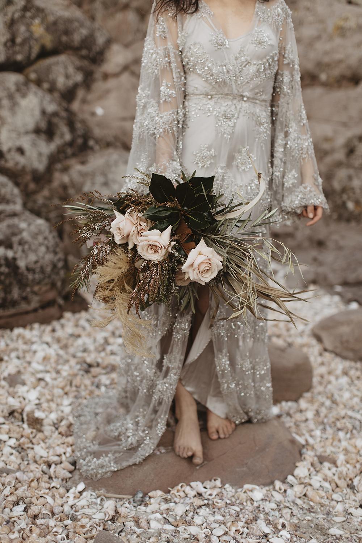 Categories: Inspiration-Bohemian Bridal Elegance - Photography by Wildspirit Wedding