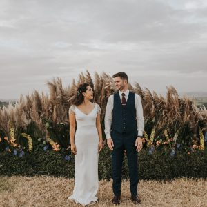 Real Wedding: Rosie & Garrett - Photography by Samantha Donaldson