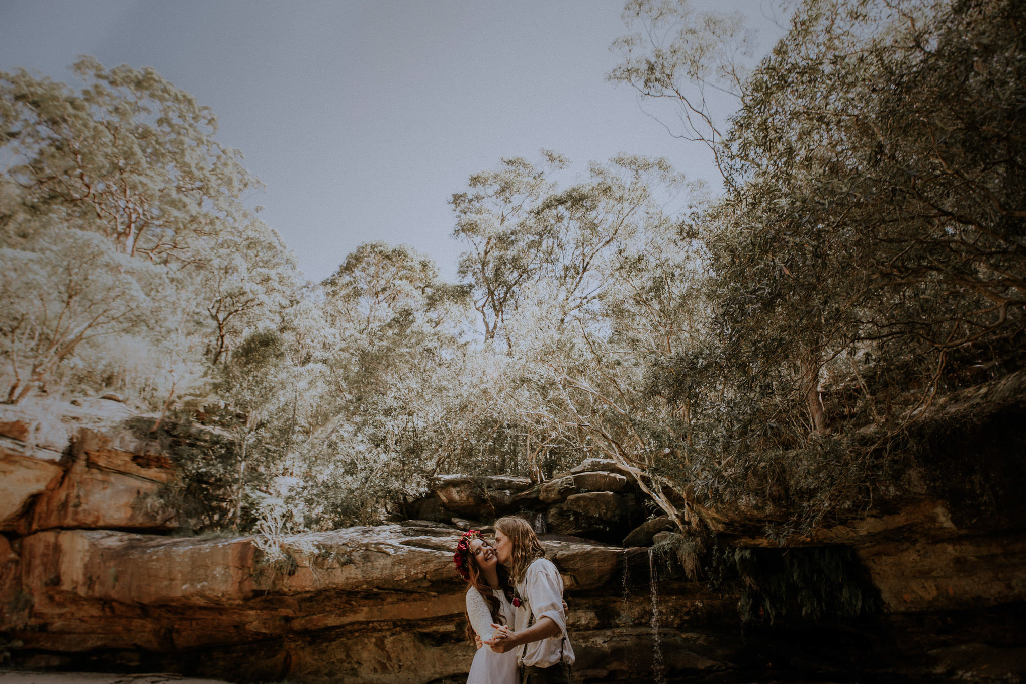 Categories: Weddings-Real Wedding: Beth & Caleb - Photography by Kings & Thieves