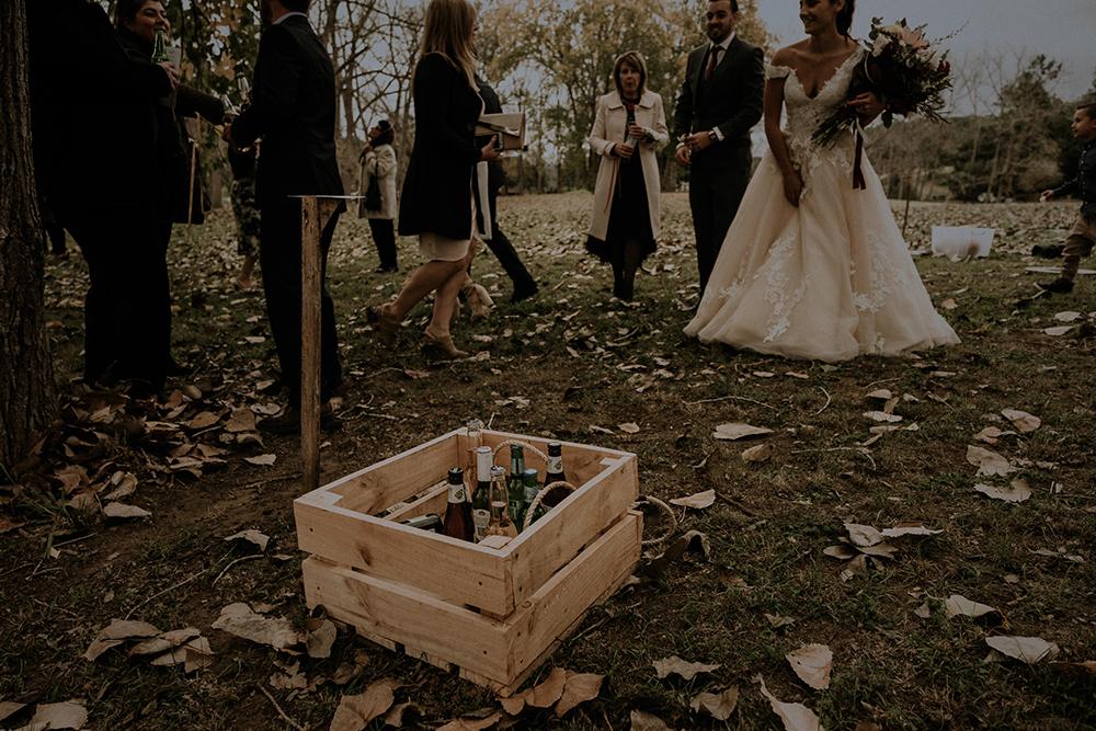 Categories: Weddings-Real Wedding: Geri & Chris - Photography by Kings & Thieves