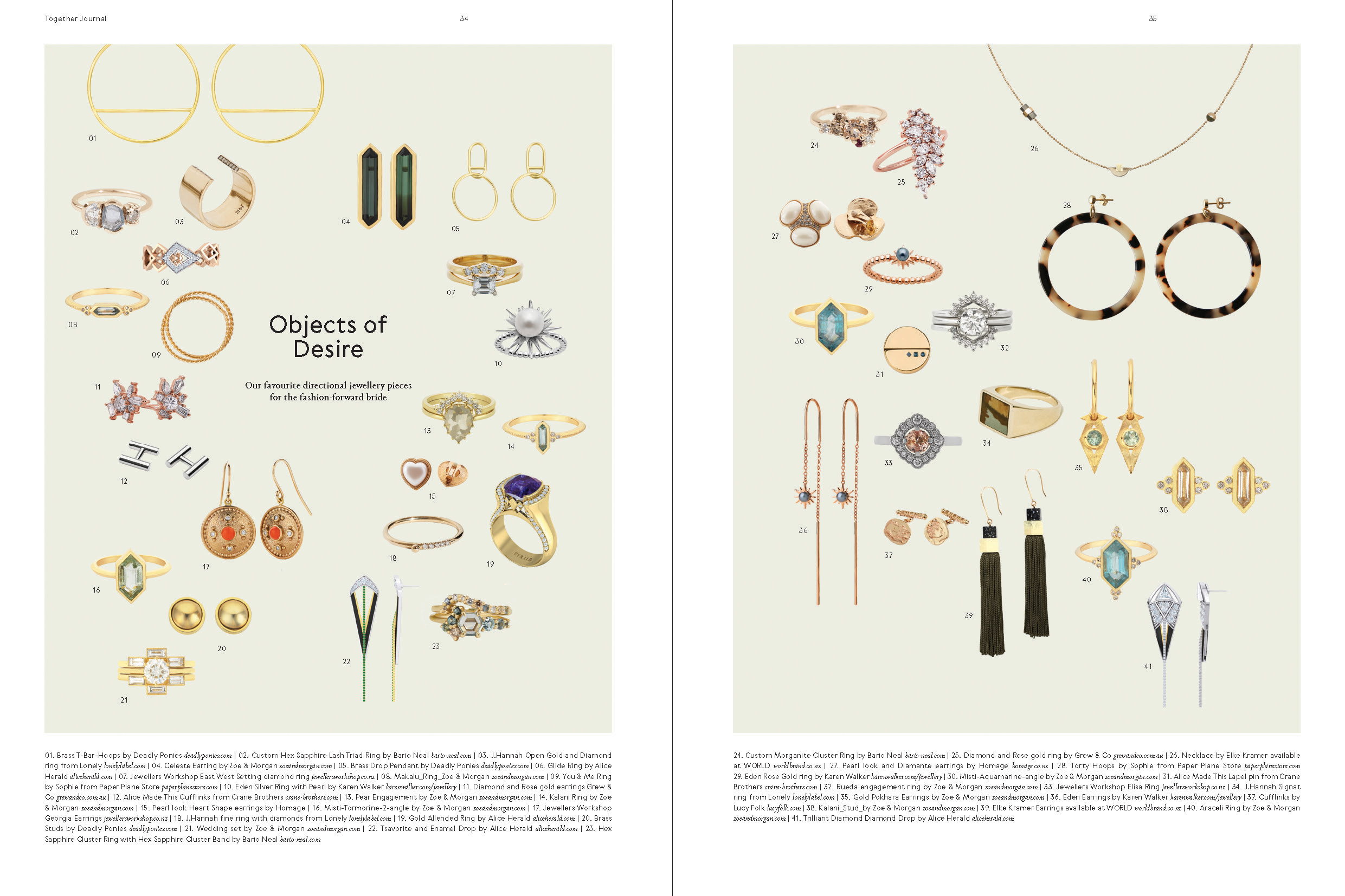 Categories: Inspiration-Lovely Things Issue 12
