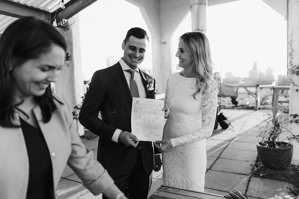 Categories: Weddings-Real Wedding: Melissa & Grant - Photography by Samm Blake Weddings