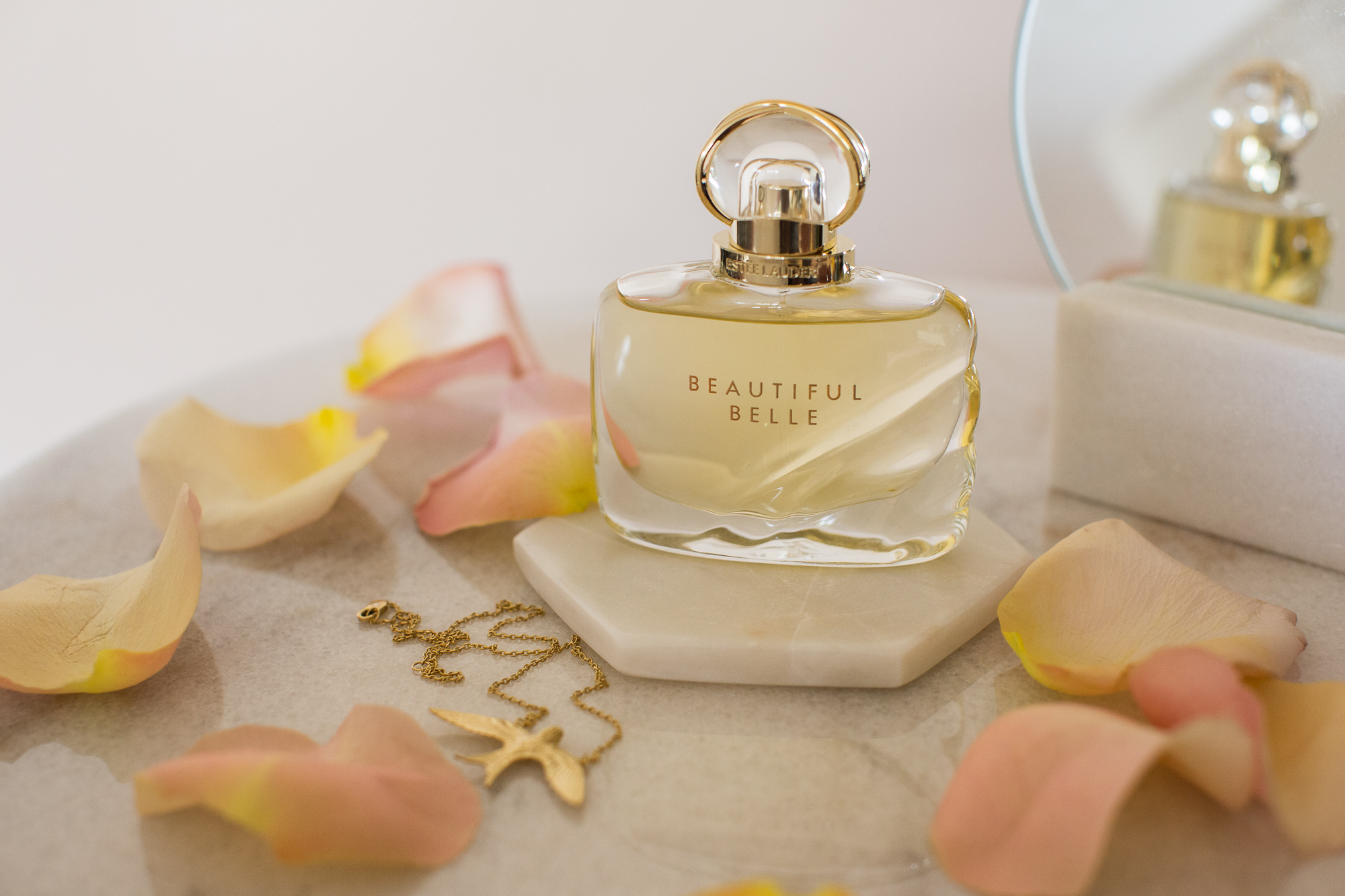 Beautiful Belle A New Fragrance By Estee Lauder Together Journal Beauty